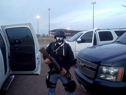 nuevas fotos ejercito sicarios linea cartel juerez