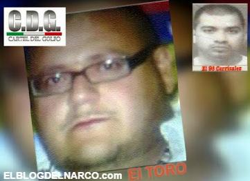 Fotos de la narcomantas del 'Comandante Toro' del CDG, dice que no es un