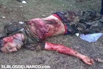 Fotografías de enfrentamiento en Puerto del Coco, dos muertos