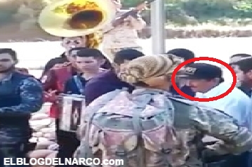 Vídeo donde aparece el Chapo Guzmán y su ejercito de sicario