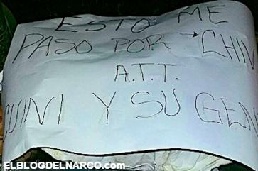Fotos, ejecutan con arma de fuego a 4 personas en Guerrero