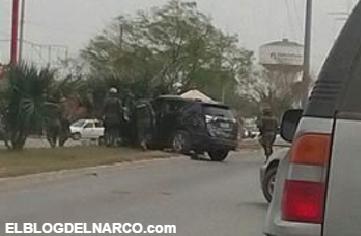 Vídeos del martes de enfrentamientos entre Federales y el Cartel Del Golfo