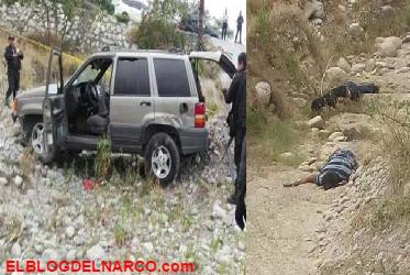 Video Los Zetas ejecutan a vendedor de flores y arman balacera con policías en @Cd_Victoria