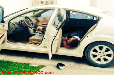 Fotos de 2 jóvenes ejecutado que viajaban en un vehículo, Sigue la guerra Zeta en @CD_Victoria