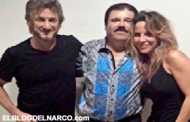 Video de Sean Penn es prueba contra 'El Chapo'