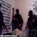 Vídeo donde un hombre es interrogado y descuartizado por el