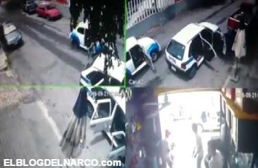 Vídeo de ejecución en Acapulco, Guerrero
