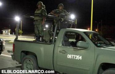 Fotos de familia masacrada y obligan sicarios Zetas a esposa a presenciar ejecuciones en @CD_Victoria