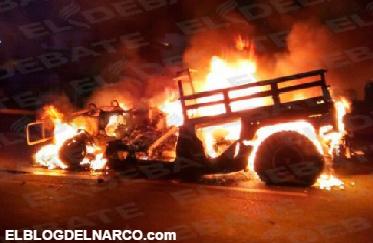 Vídeo 4 militares muertos durante emboscada y brutal enfrentamiento en Culiacán les prenden fuego