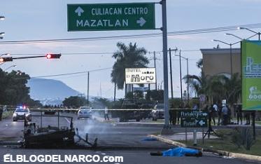 Fotografías, Culiacán se convierte en zona de Guerra, la respuesta militar sera contundente... el tiempo lo dira