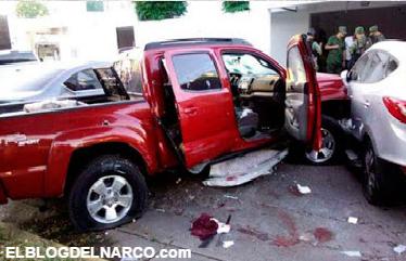 """Vídeo de los heridos en Culiacán, tras dar muerte al """"Comandante Phoenix"""""""