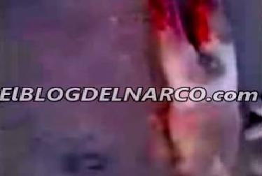 Vídeo donde Sicarios descuartizan a Taxista por Halcón en Guerrero