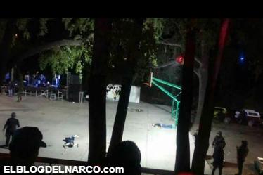 Fotografías ejecutan a dos civiles y cinco menores son heridos de bala en @CD_Victoria