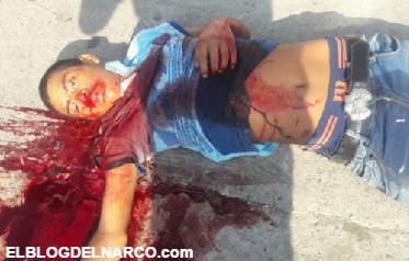 Fotografías, ejecutan a un hombre y hieren a bebé, en Zihuatanejo