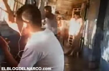 Vídeo, Así es como extorsionan los presos al interior del Reclusorio Norte
