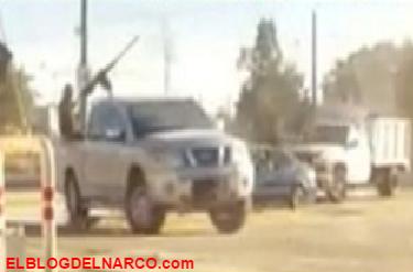 VÍDEO EXCLUSIVO, De el Mini Lic y sus sicarios buscando a Mayo Zambada y los Hijos de Chapo para ejecutarlos