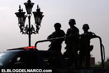 Ejecutan en Monterrey a fiscal federal