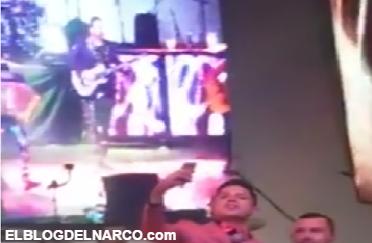 Ejecutan a sangre fría a integrante de Grupo Contacto, ellos también el cantaban a El Patrón Guzmán (vídeo)