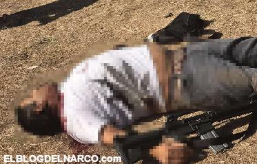 Fotografías, Balacera en Jalisco deja a 5 delincuentes muertos se rumora iban a tirar cuerpos