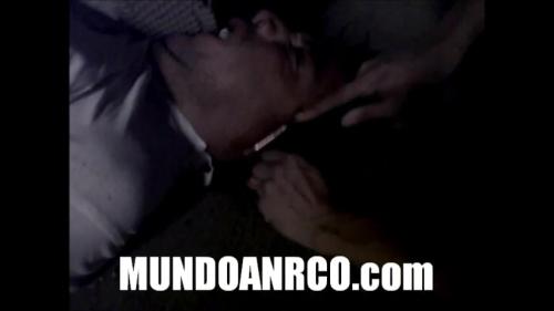 Vídeo en donde torturan y decapitan al Comandante Bebe de los Zetas por CDG en #SLP