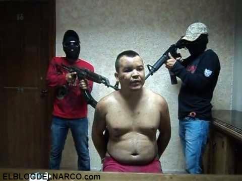 Vídeo donde interrogan a secuestrador en Durango