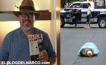 Ejecutan en Culiacán al periodista y escritor Javier Valdéz fundador del semanario Río Doce