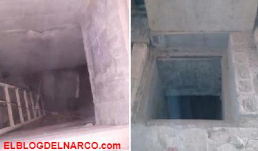 Reos querían fugarse al estilo de 'El Chapo' en Reynosa, localizan túnel hacia penal