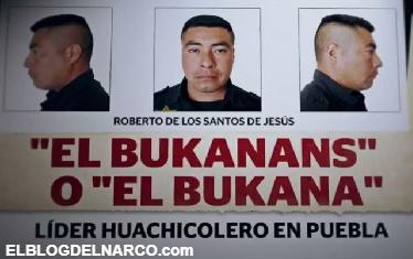 Vídeo donde El Bukana, capo del huachicol más buscado en Puebla, fue policía en Veracruz