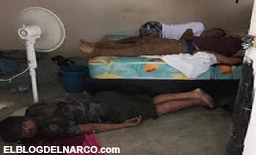 Fotos, Victima ejecuta a tres secuestradores en Nuevo León.