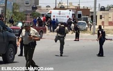 Vídeo del terror que se vivo en Chihuahua, cobardes sicarios ejecutan a familia y bebe en Villas del Rey