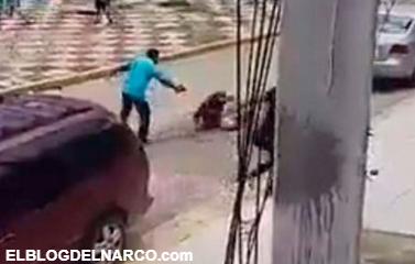 VÍDEO: Captan en vídeo de la ejecución del priista Juan Valadez en Acapulco