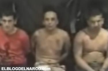Vídeo; ¿Por qué levantaron a mi hermano? así era un interrogatorio de La Barbie padre del narcoterrorismo en México