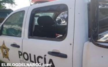"""VÍDEO, Comando """"rafagueando"""" sin piedad y con rifles de alto calibre a Fuerza Tamaulipas"""