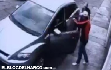 VÍDEO; Con 14 años, Karen se enfrentó a balazos contra la policía