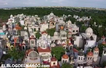 Muertes, narcocorridos y las tumbas  faraónicas de los narcotraficantes en Sinaloa