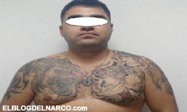 Capturan a  El 300  líder de  La Línea en Juárez