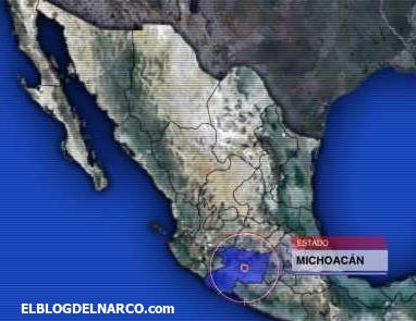 Cae narcomenudista en Michoacán