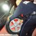 "Fotos de un Vehículo con ""narcollantas"" en San Luis Potosí"