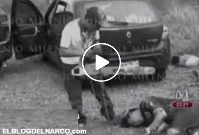 Vídeo, Sicarios torturando a Marinos, de que se quejan ahora los Sicarios?