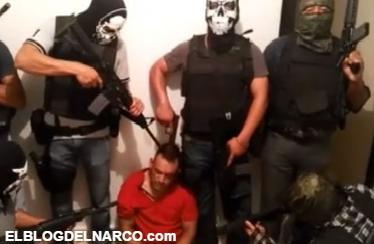 Vídeo en donde Zetas Vieja Escuela ejecutan a ex-comandante ministerial en Nuevo Laredo