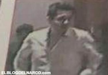 Fotos de Jesús Alfredo Guzmán, Salazar, hijo de El Chapo, al momento de ser levantado por el Mencho