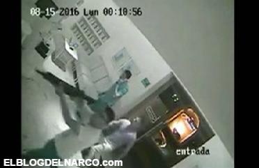 Vídeo donde se ve el levanton del hijo de