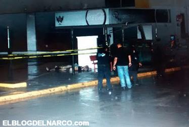 Dejan cuatros ejecutados con mensaje en Soriana Híper en Mazatlán (Vídeo)
