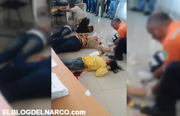 Video y Fotogaleria de el atentado en la Fiscalía de Jalisco pierde la vida 2 personas, hay tres heridos mas