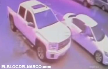 Video de como fue que sicarios profesionales ejecutaron a un comandante en Monterrey