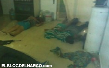 Fotografías sin censura de todos los ejecutados el día de hoy en Tamaulipas