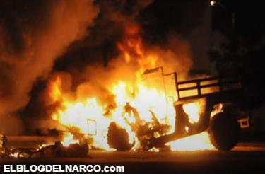 Video, Así fue la balacera tras emboscada de sicarios contra un convoy militar en Sinaloa