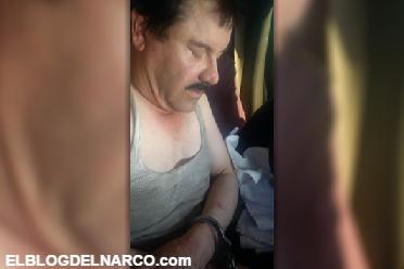 Vídeo, Así paso todo tras la recaptura de El Chapo, pleito entre marinos y federales…