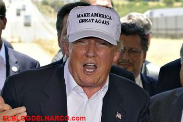 Vídeo donde Trump Alardea y Amenaza a los carteles mexicanos: