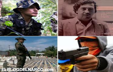 Vídeo, Cocaína, narcos, sicarios y Pablo Escobar...